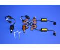 KIT DE CONVERSION AMPOULES PHARE LED H4 (2) GUARDIAN