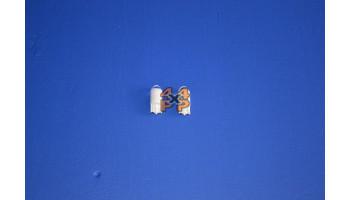 AMPOULE PLAQUE IMMATRICULATION LED 5W (2)  pour  TOYOTA  KUN26 - 3.0TD 10/2006->  Eclairage/Electricité caisse