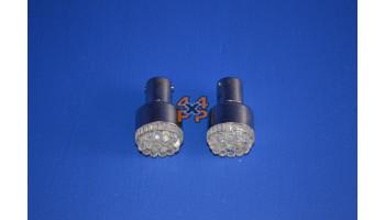 AMPOULE LED RECULE 21W  pour  MITSUBISHI  PAJERO  V24 - 2.5TD 1991-4/2004 court