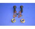KIT BOULONS/ECROUS BOULE ATTELAGE 50mm (2)