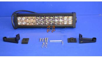 BAR LED LN-10-30V/72W 41cm  pour  MITSUBISHI  L200 PICKUP  K64 - 2.5D/TD 4x2 1996->12/2007